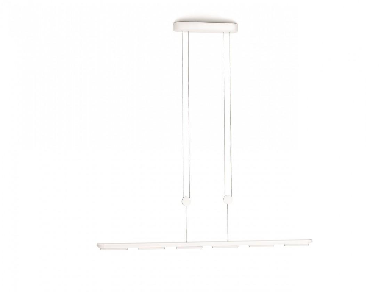 Nábytek Mambo - Stropní osvětlení LED, 92,8cm (bíla)