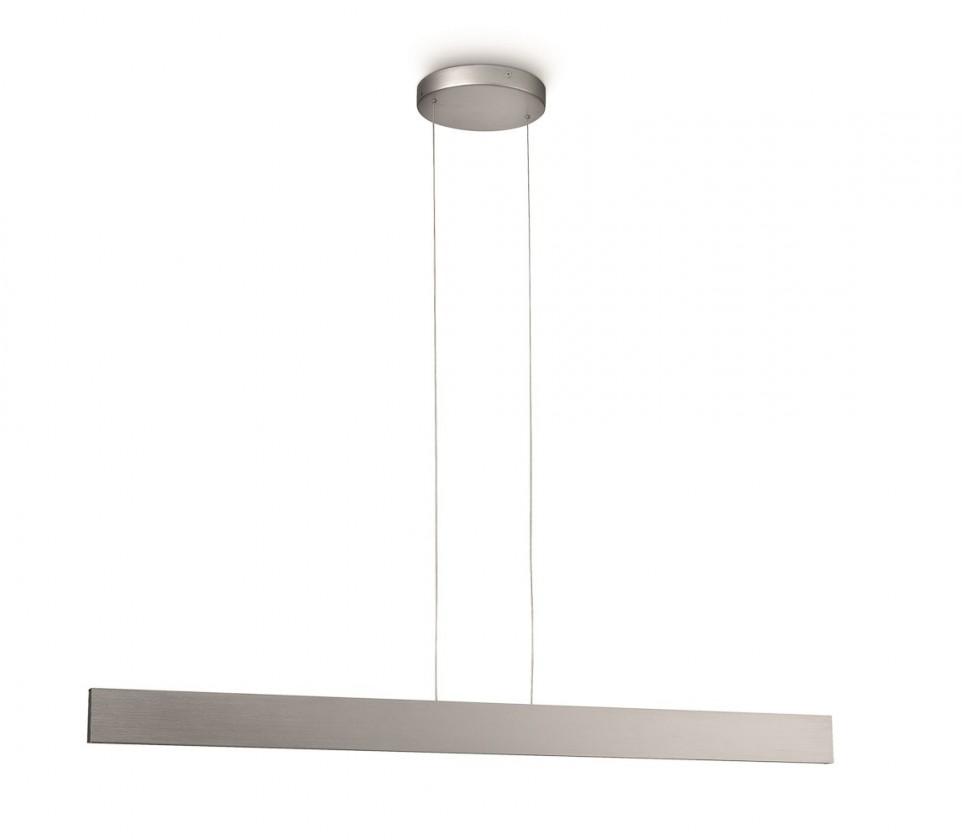 Nábytek Mambo - Stropní osvětlení LED, 94,5cm (hliník)