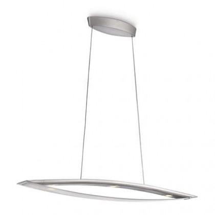 Nábytek Mambo - Stropní osvětlení LED, 98,4cm (hliník)