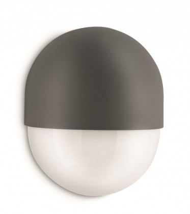 Nábytek Mano - Venkovní osvětlení E 14, 13,6cm (antracit šedá)