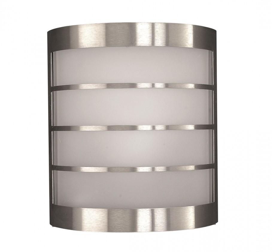 Nábytek Mano - Venkovní osvětlení E 14, 17,6cm (nerez)
