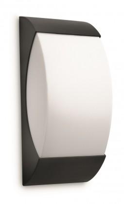 Nábytek Mano - Venkovní osvětlení E 27, 11,4cm (černá)