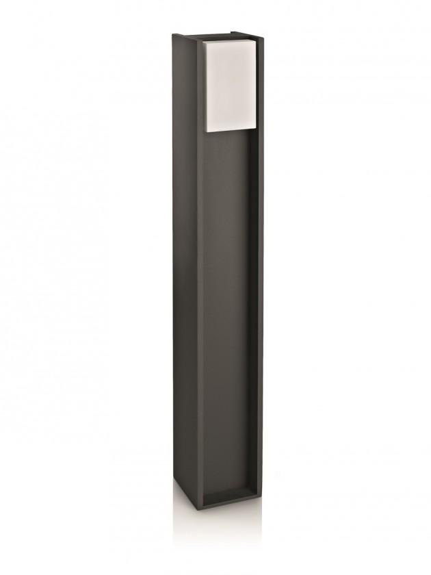 Nábytek Mano - Venkovní osvětlení E 27, 12,1cm (antracit šedá)
