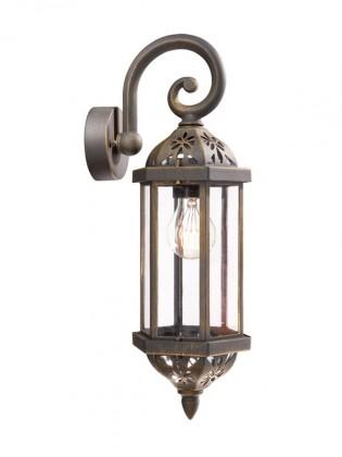 Nábytek Mano - Venkovní osvětlení E 27, 12,3cm (rezavá)