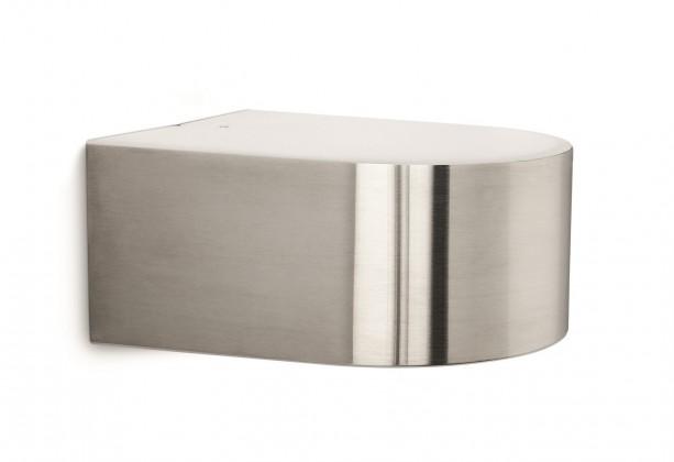 Nábytek Mano - Venkovní osvětlení E 27, 14,2cm (nerezová ocel)