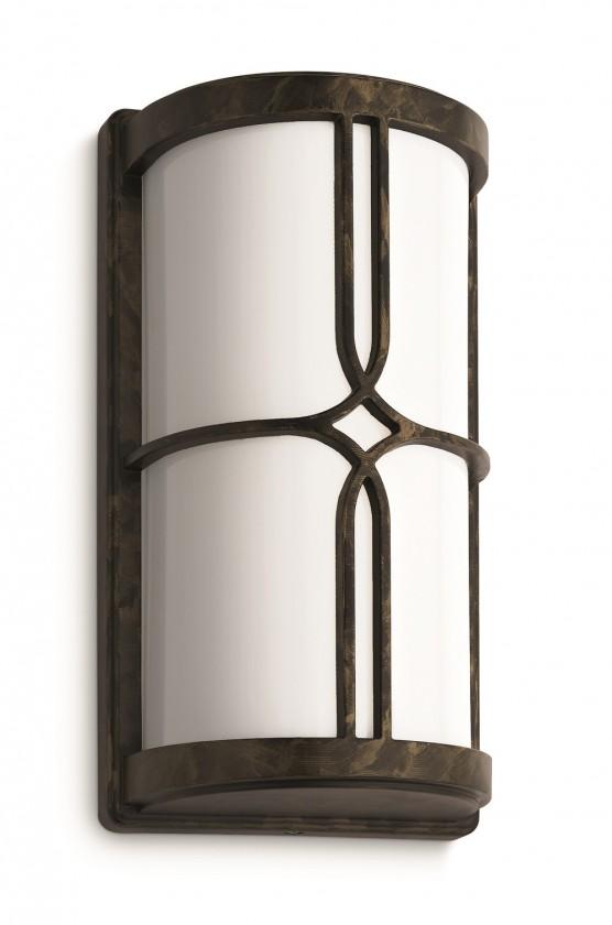 Nábytek Mano - Venkovní osvětlení E 27, 14,6cm (zlatohnědá)