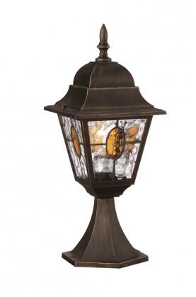 Nábytek Mano - Venkovní osvětlení E 27, 18x45x18 (bronzová patina)