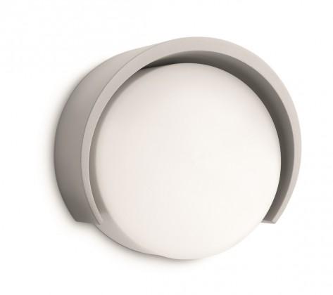 Nábytek Mano - Venkovní osvětlení E 27, 23,4cm (šedá)