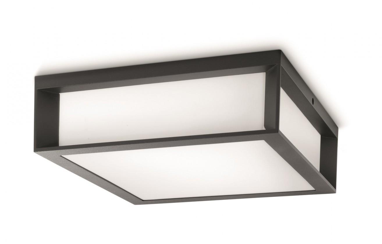 Nábytek Mano - Venkovní osvětlení E 27, 26cm (antracit šedá)