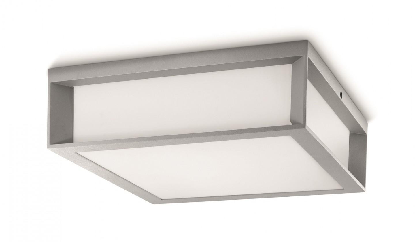 Nábytek Mano - Venkovní osvětlení E 27, 26cm (šedá)