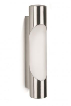 Nábytek Mano - Venkovní osvětlení E 27, 6,4x31,9x8,7 (nerezová ocel)