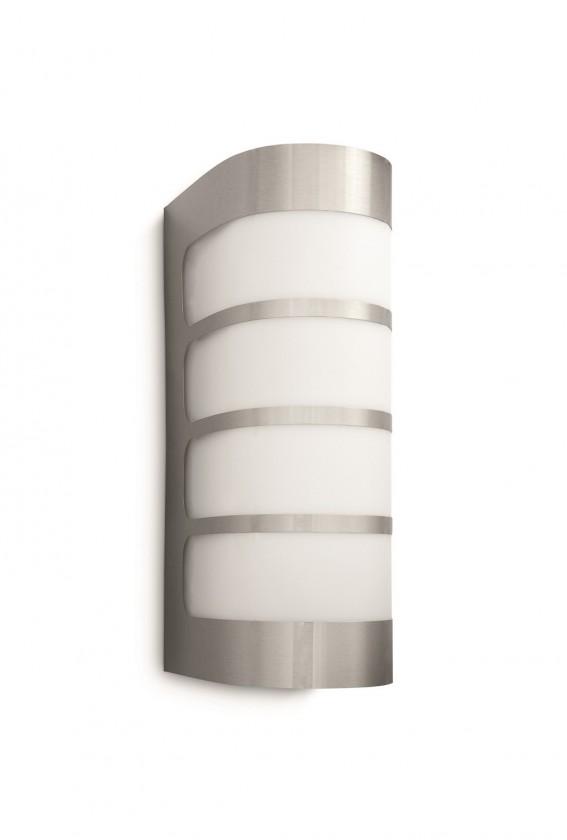 Nábytek Mano - Venkovní osvětlení E 27, 8,7cm (nerezová ocel)