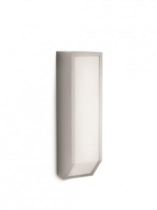 Nábytek Mano - Venkovní osvětlení E 27, 9,2cm (šedá)