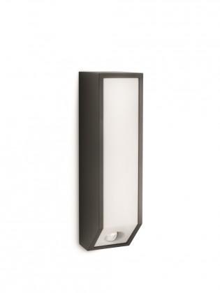 Nábytek Mano - Venkovní osvětlení E 27, 9,4cm (antracit šedá)