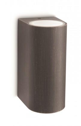 Nábytek Mano - Venkovní osvětlení GU 10, 8cm (rezavá)