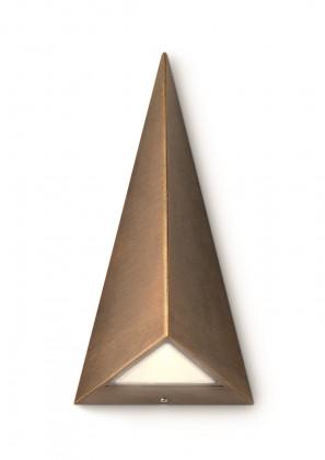Nábytek Mano - Venkovní osvětlení LED, 12,8cm (antická bronz)