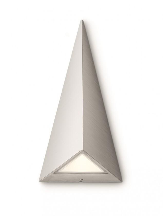 Nábytek Mano - Venkovní osvětlení LED, 12,8cm (bílá)
