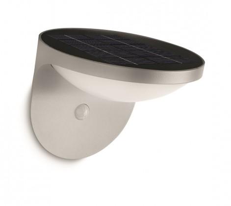 Nábytek Mano - Venkovní osvětlení LED,16,05x13,55x16,05 (šedá)