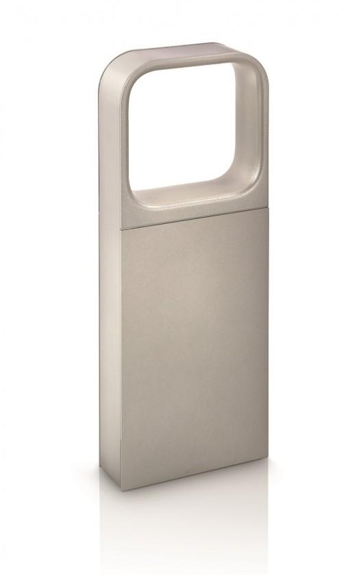 Nábytek Mano - Venkovní osvětlení LED, 16,2x41,5x5,6 (nerez)