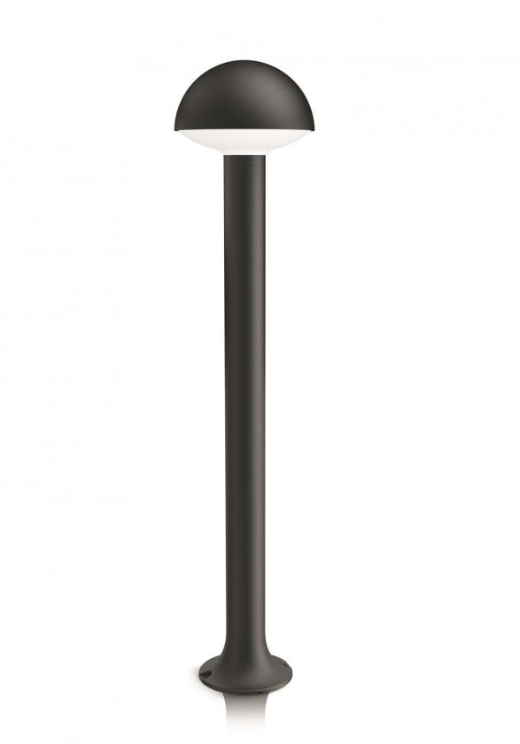 Nábytek Mano - Venkovní osvětlení LED, 16,6cm (antracit)