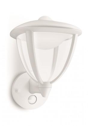 Nábytek Mano - Venkovní osvětlení LED, 17,4cm (bílá)