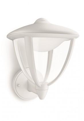 Nábytek Mano - Venkovní osvětlení LED, 17,4x24x20 (bílá)