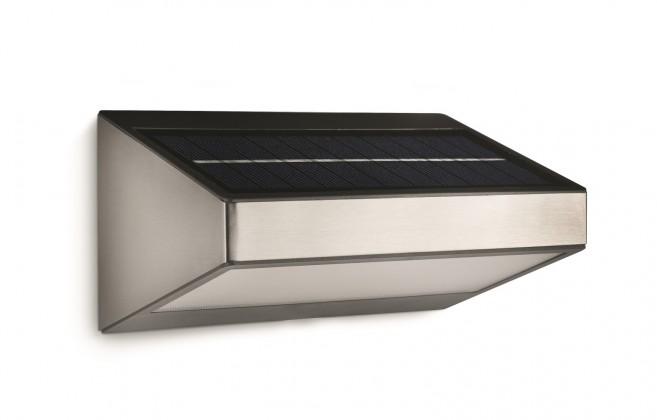 Nábytek Mano - Venkovní osvětlení LED,17,96cm (nerezová ocel)
