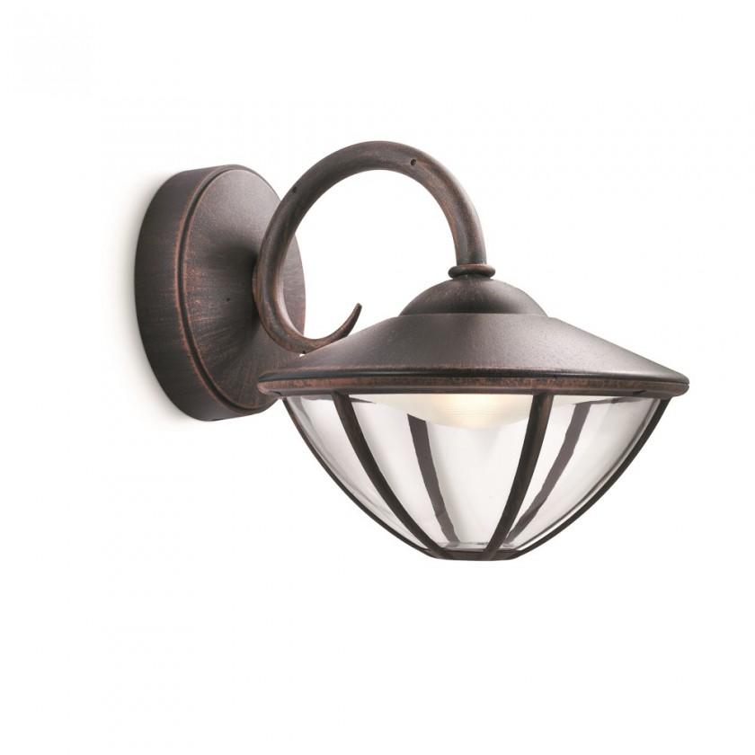 Nábytek Mano - Venkovní osvětlení LED, 20cm (rezavá)