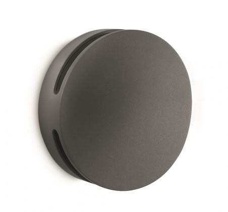 Nábytek Mano - Venkovní osvětlení LED, 21,33cm (antracit šedá)