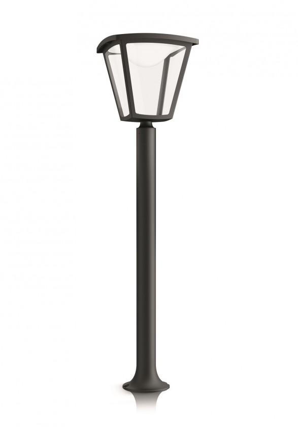 Nábytek Mano - Venkovní osvětlení LED, 21,9x88,5x21,9 (černá)