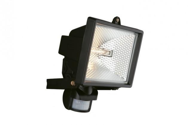 Nábytek Mano - Venkovní osvětlení R7s, 18,5cm (černá)