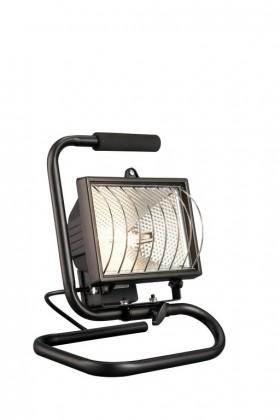 Nábytek Mano - Venkovní osvětlení R7s, 22cm (černá)