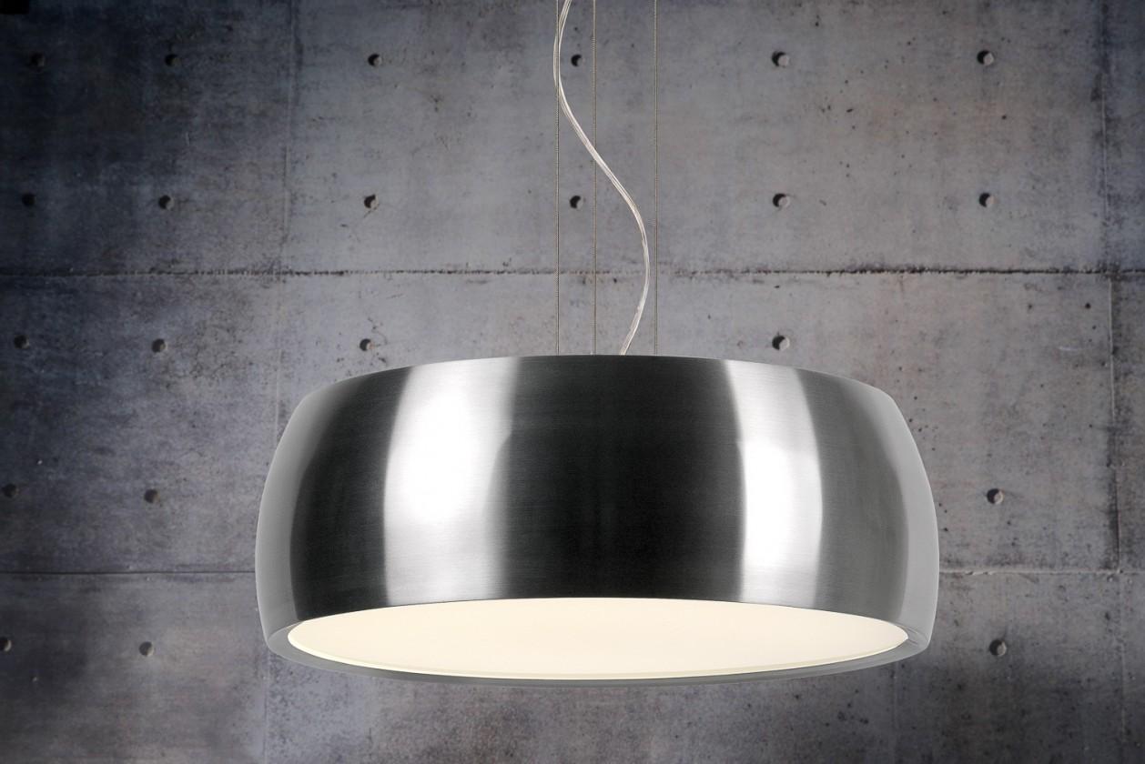 Nábytek Mari - stropní osvětlení, 40W, T5 (stříbrná)