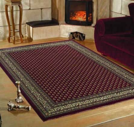 Nábytek Marrakesh - koberec, 170x120cm (100%PP heatset, orient, červená)