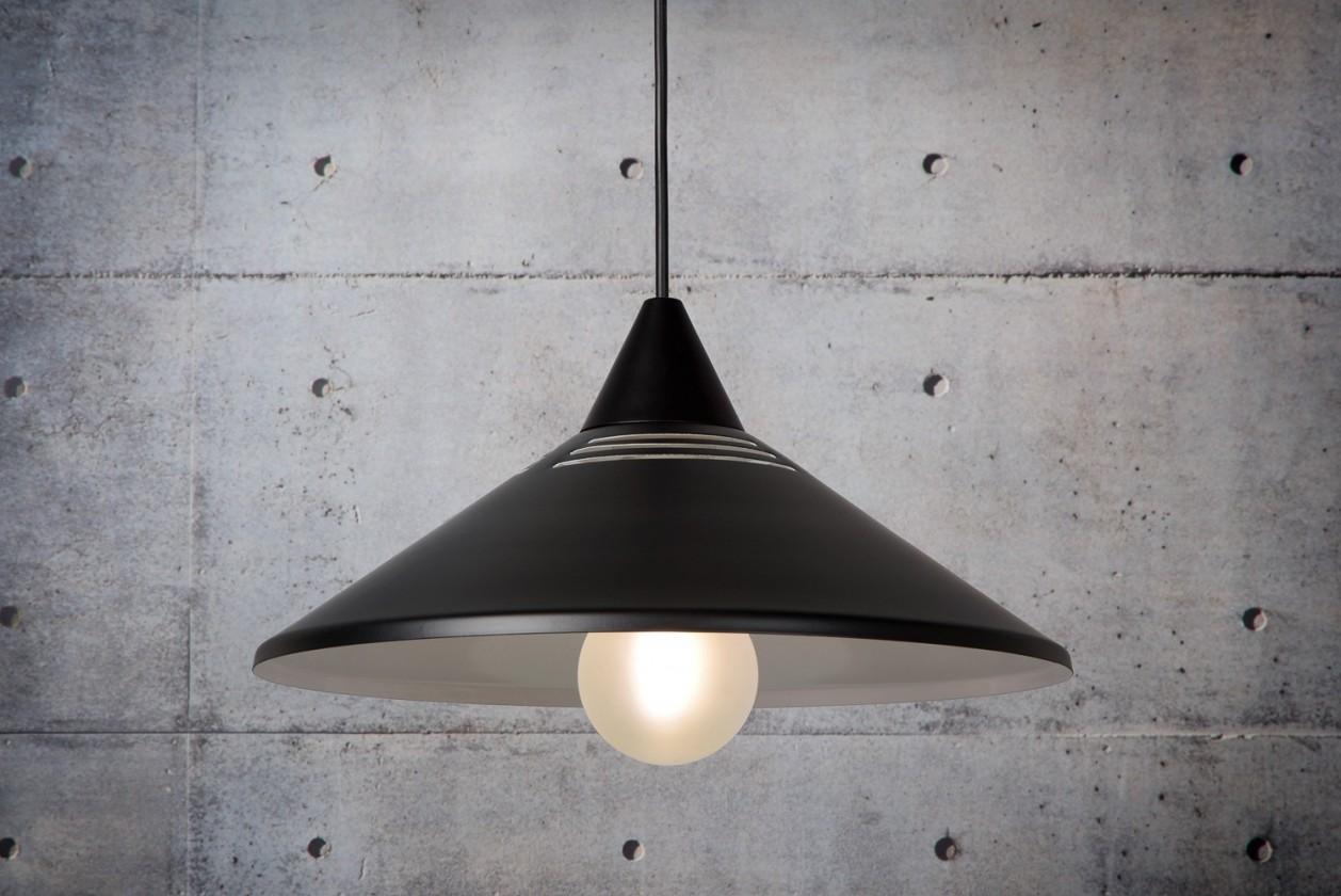 Nábytek Morley - stropní osvětlení, 60W, E27 (černá)