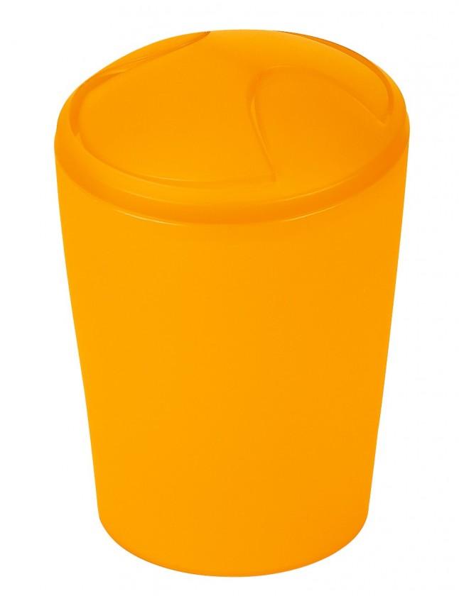 Nábytek Move-Odpadkový koš frosty orange(oranžová)