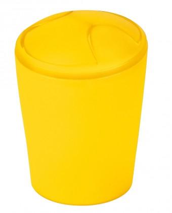 Nábytek Move-Odpadkový koš frosty sun(žlutá)