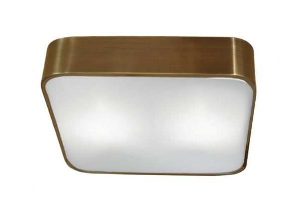 Nábytek Nástěnné svítidlo - 1030-30AB (zlatá)
