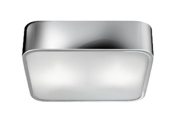Nábytek Nástěnné svítidlo - 1030-30CR (stříbrná)