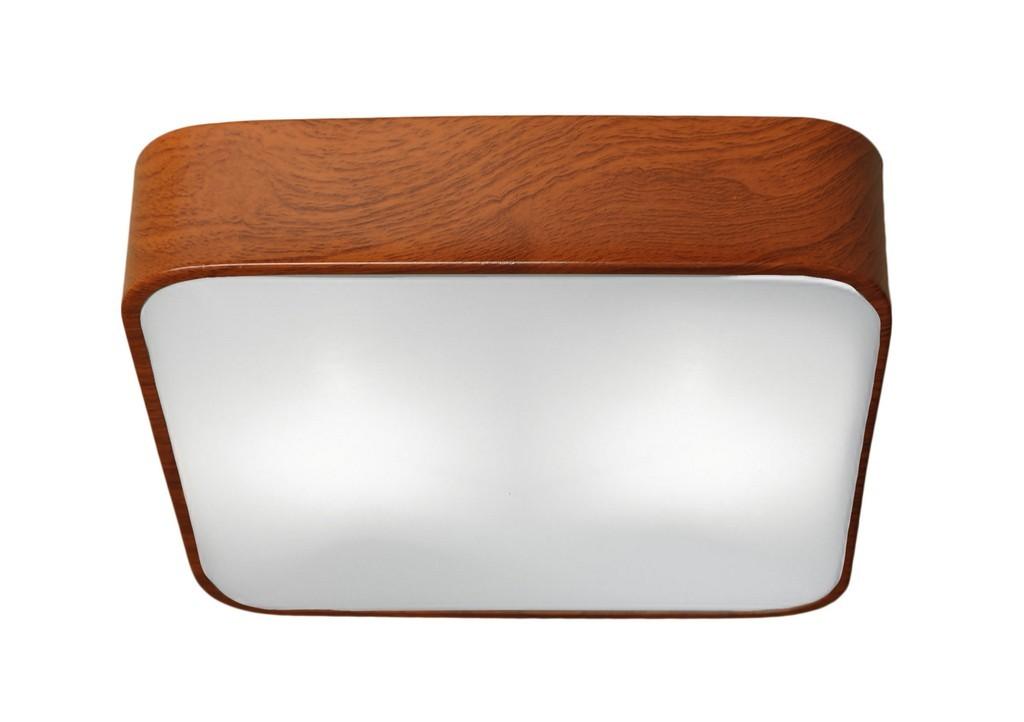 Nábytek Nástěnné svítidlo - 1030-30TD (hnědá)