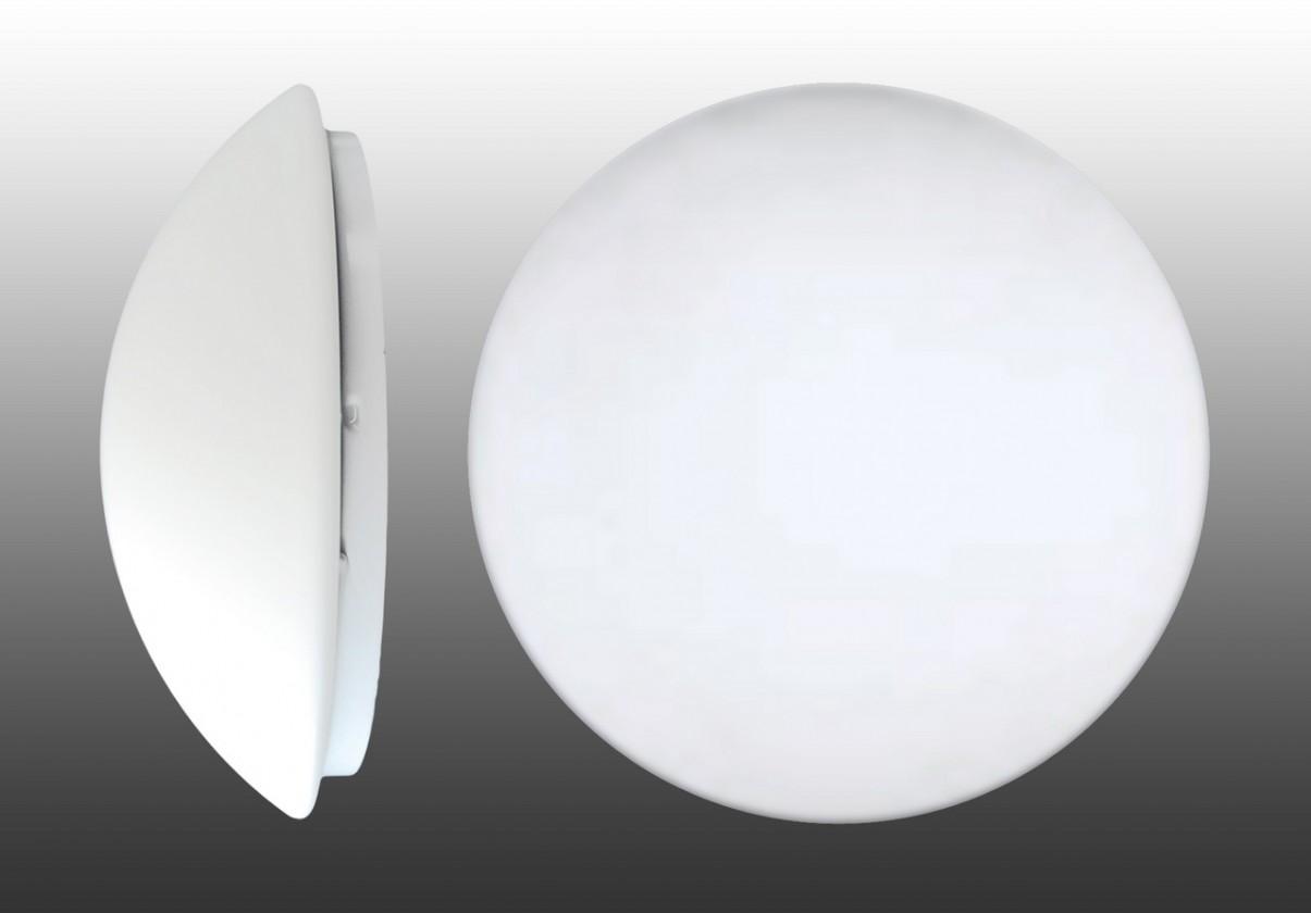Nábytek Nástěnné svítidlo - 5501/25 (bílá)