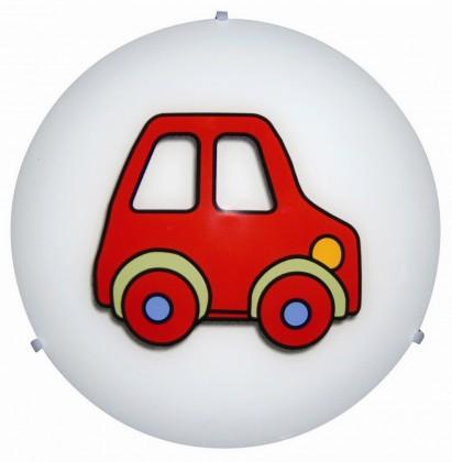 Nábytek Nástěnné svítidlo - 5502/40/Auto (bílá)