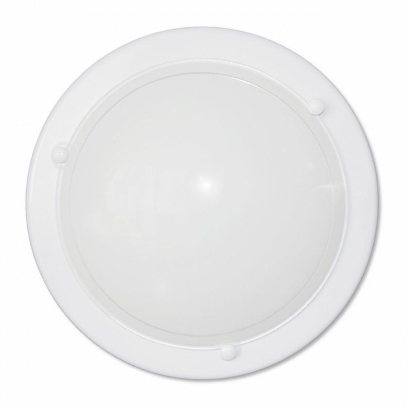 Nábytek Nástěnné svítidlo - 5502/40/B (bílá)