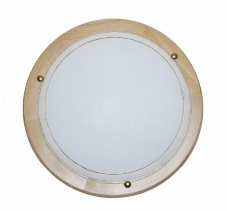 Nábytek Nástěnné svítidlo - 5502/40/SD (hnědá)