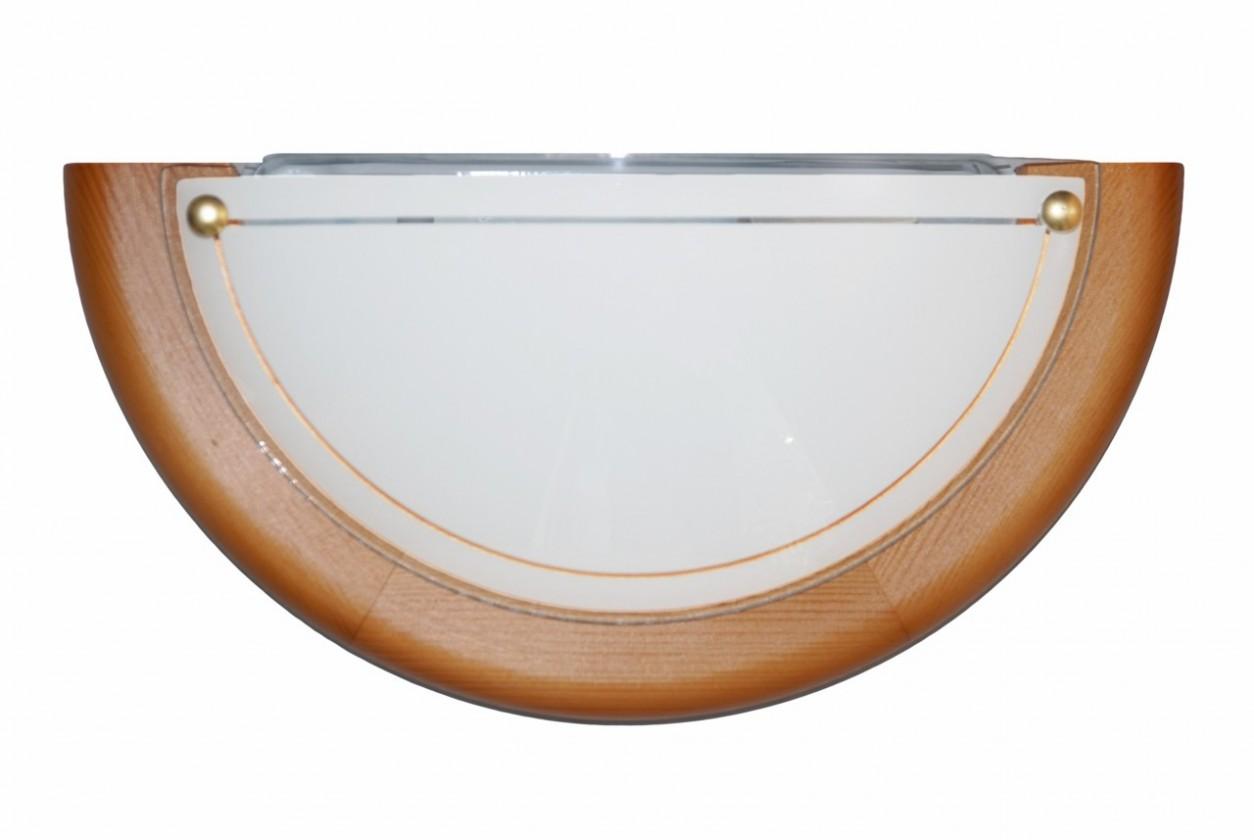 Nábytek Nástěnné svítidlo - 5502/A/OD (hnědá)
