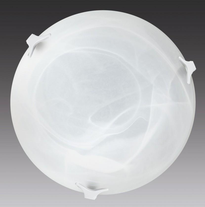 Nábytek Nástěnné svítidlo - 5504/30/B/AL (bílá)