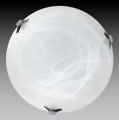 Nábytek Nástěnné svítidlo - 5504/30/Cr/AL (bílá)