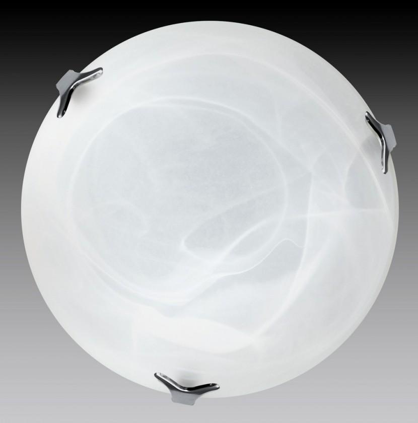 Nábytek Nástěnné svítidlo - 5504/40/Cr/AL (bílá)