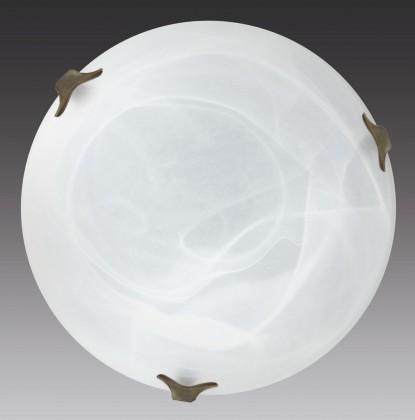 Nábytek Nástěnné svítidlo - 5504/40/ZL/AL (bílá)