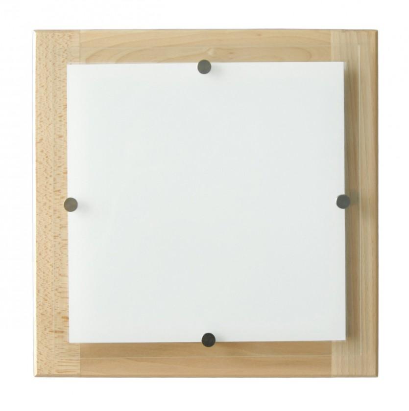 Nábytek Nástěnné svítidlo - 5518/30/SD (hnědá)